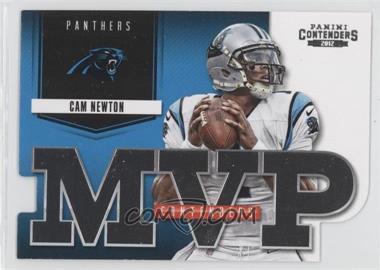 2012 Panini Contenders MVP Contenders #11 - Cam Newton