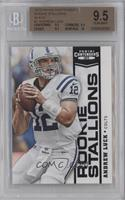 Andrew Luck /50 [BGS 9.5]