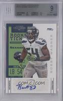 Rookie Ticket - Bobby Wagner /290 [BGS 9]