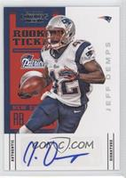 Rookie Ticket - Jeff Demps /99