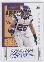 Rookie Ticket - Harrison Smith /290