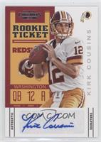 Rookie Ticket - Kirk Cousins