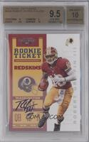 Rookie Ticket RPS - Robert Griffin III /238 [BGS 9.5]