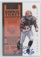 Rookie Ticket RPS - Trent Richardson /550