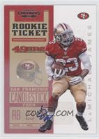 Rookie Ticket RPS - LaMichael James