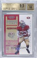 Rookie Ticket RPS - LaMichael James [BGS 9.5]