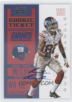 Rookie Ticket RPS - Rueben Randle