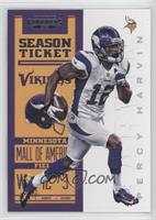 Season Ticket - Percy Harvin