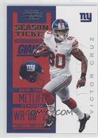 Season Ticket - Victor Cruz