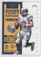 Season Ticket - Philip Rivers