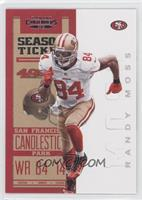 Season Ticket - Randy Moss