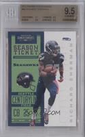Season Ticket - Richard Sherman [BGS 9.5]