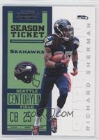 Season Ticket - Richard Sherman