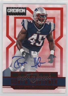 2012 Panini Gridiron - [Base] - Rookie Signatures Xs [Autographed] #231 - Dont'a Hightower /499