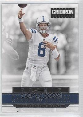 2012 Panini Gridiron - [Base] #214 - Chandler Harnish