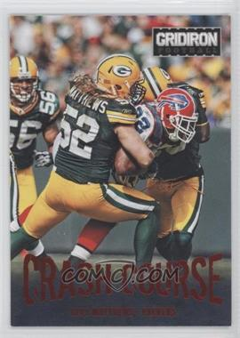 2012 Panini Gridiron Crash Course #9 - Clay Matthews