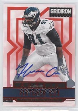 2012 Panini Gridiron Rookie Signatures Xs [Autographed] #237 - Fletcher Cox /499