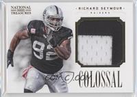 Richard Seymour /25