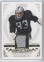 Ted Hendricks /49