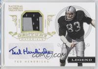 Ted Hendricks /15