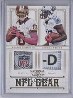 Kendall Wright, Robert Griffin III /49