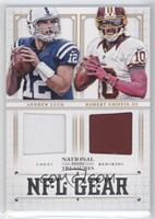 Andrew Luck, Robert Griffin III /75
