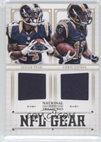 Chris Givens, Isaiah Pead /75