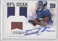 David Wilson /25