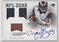 Chris Givens /25
