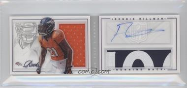 2012 Panini Playbook #203 - Ronnie Hillman /149
