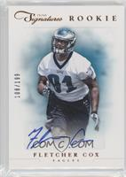 Rookie Prime Signatures - Fletcher Cox /199