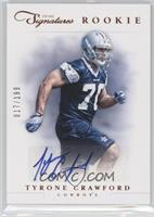 Rookie Prime Signatures - Tyrone Crawford /199