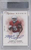 RPS Rookie Prime Signatures - Michael Floyd /199 [BGS AUTHENTIC]
