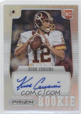 2012 Panini Prizm - [Base] - Prizms Autographs [Autographed] #277 - Kirk Cousins /99