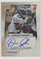 Damaris Johnson /99
