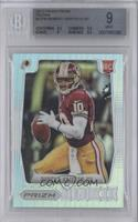 Robert Griffin III (short print: white sleeve) [BGS 9]
