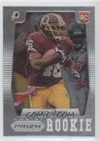 Alfred Morris short print: ball to chest