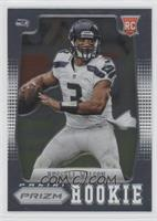 Russell Wilson (short print: facing forward)