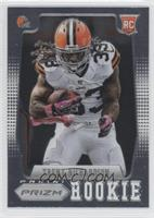 Trent Richardson (short print: white jersey)