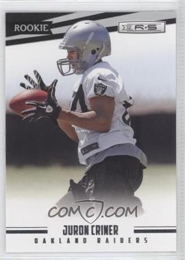 2012 Panini Rookies & Stars - [Base] #181 - Juron Criner