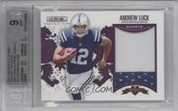 Andrew Luck /10 [BGS 9]