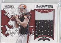 Brandon Weeden /49