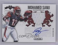 Mohamed Sanu /49 [Near Mint]