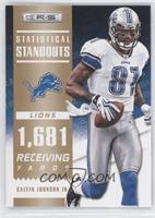Calvin Johnson Jr. /500