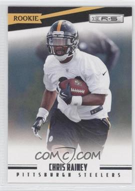 2012 Panini Rookies & Stars #162 - Chris Rainey