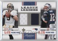 Tom Brady, Drew Brees /249