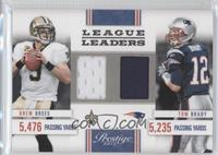 Tom Brady, Drew Brees /249