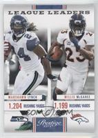 Willis McGahee, Marshawn Lynch