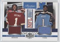 Kendall Wright, Robert Griffin III