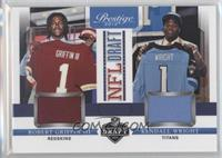 Kendall Wright, Robert Griffin III /99